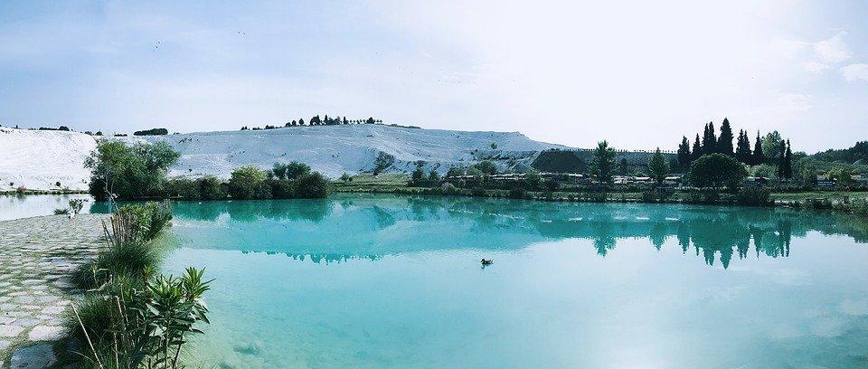 Piscinas Naturales en Turquía