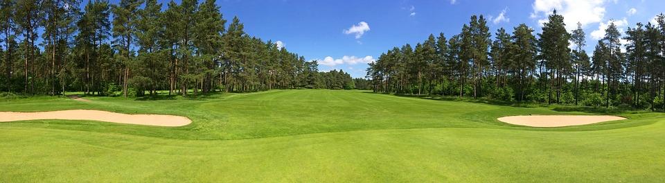 Campos de golf en el mundo