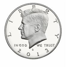 Moneda de 50 céntimos anverso