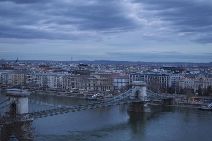 Hungría Budapest (Andrew Kondrakov Unsplash)