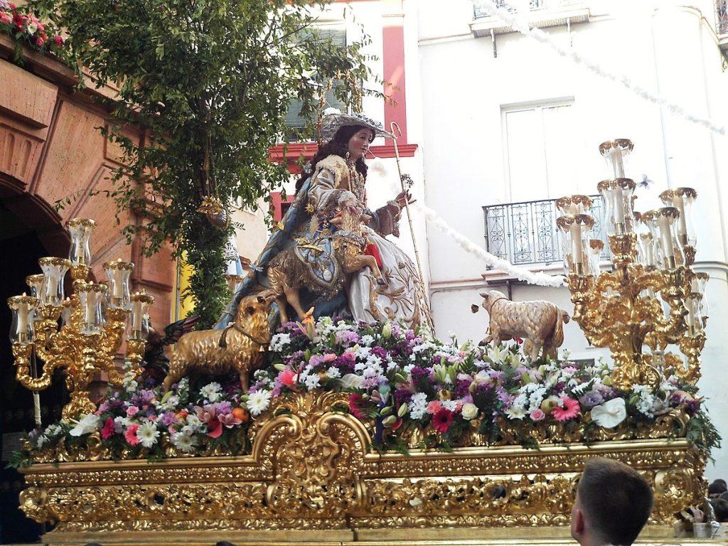 Procesión de la Divina Pastora (Sevilla)