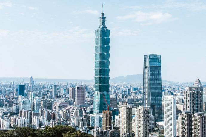 Taiwan dólar taiwanes