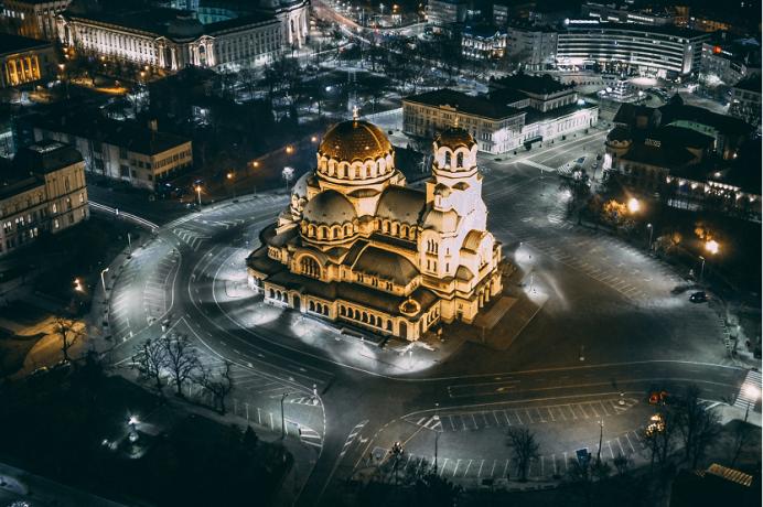 Bulgaria Sofia (Christopher Rusev Unsplash)