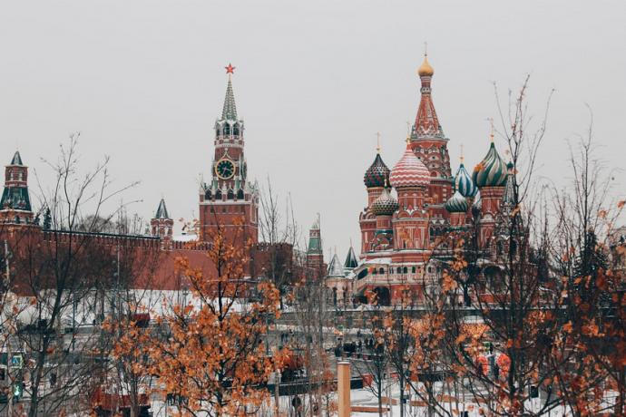 Rusia Moscú (Michael Parulava Unsplash)