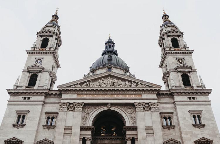 Basílica de San Esteban Budapest (Anthony Fomin Unsplash)