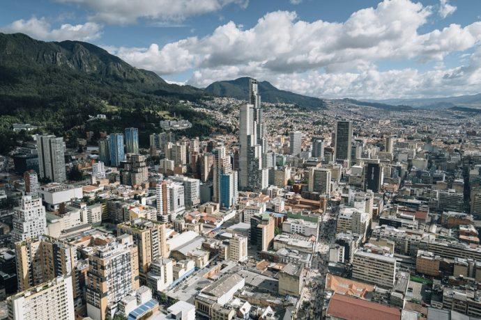 Bogotá Colombia (Random Insttitute Unsplash)