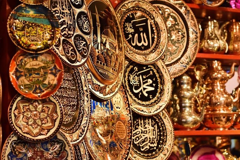 Gran Bazar joyería (Rumman Amin Unsplash)