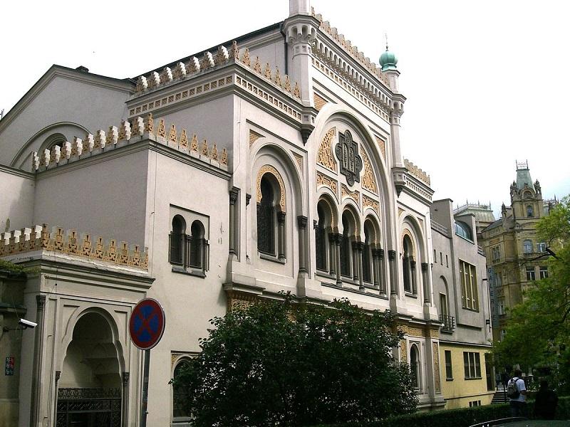 Sinagoga española de Praga
