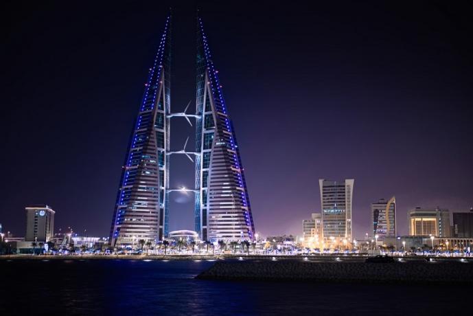 Bahrein World Trade Center (Todd Gardner Unsplash)