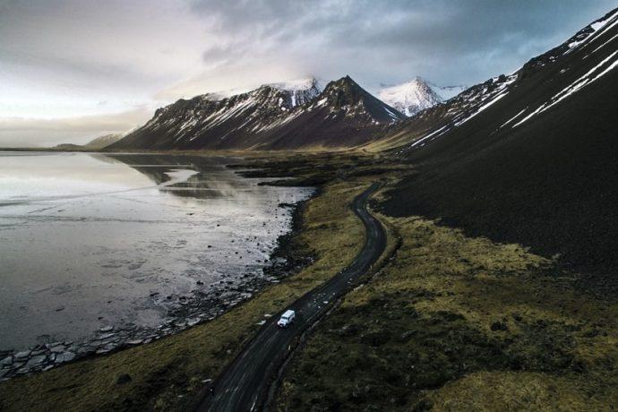 Islandia (André Filipe Unsplash)