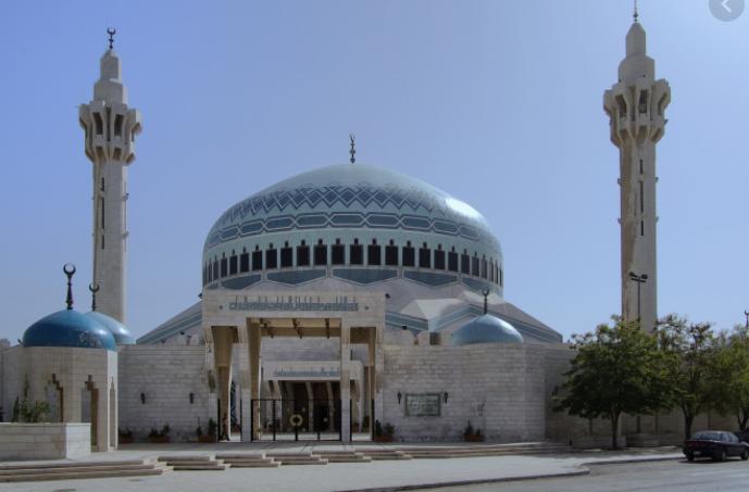Mezquita del Rey Abdalá Ammán