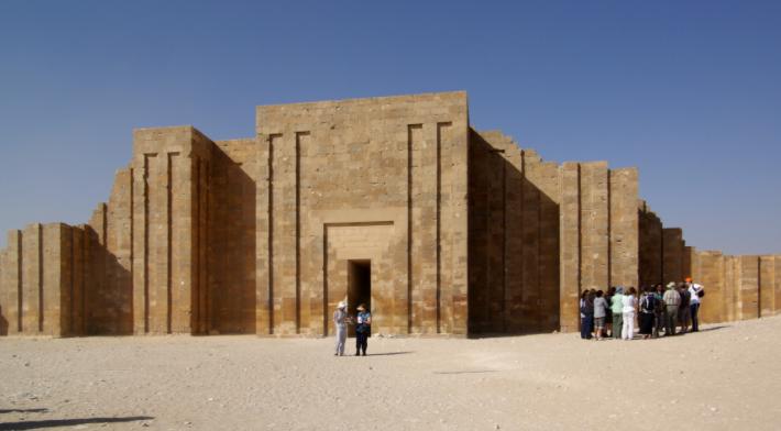 Saqqarah Egipto