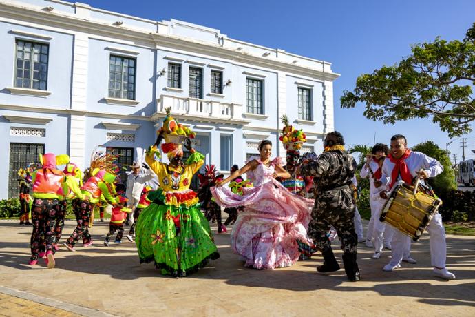 Barranquilla Colombia (Dawin Rizzo Unsplash)