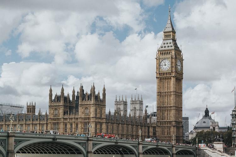Big Ben Londres y Palacio de Westminster