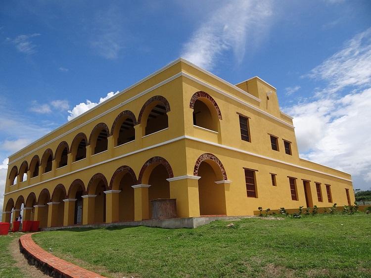 Castillo de San Antonio de Salgar Puerto Colombia