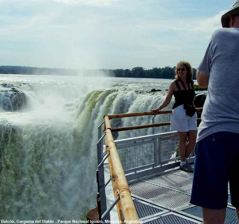 Garganta del Diablo Cataratas de Iguazú