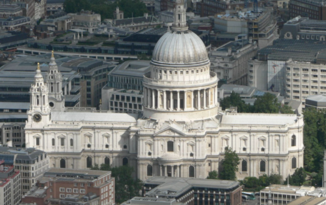 St Paul´s Cathedral Londres
