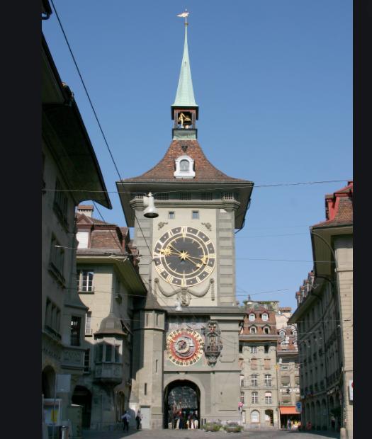 Torre del Reloj Berna