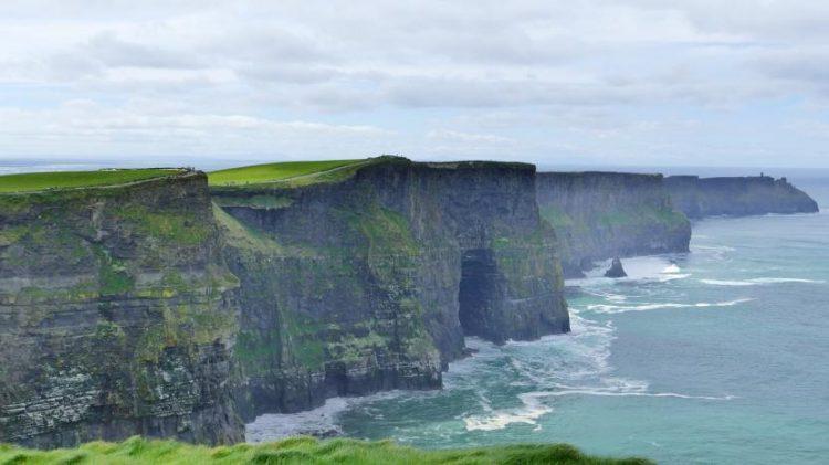Moher Irlanda