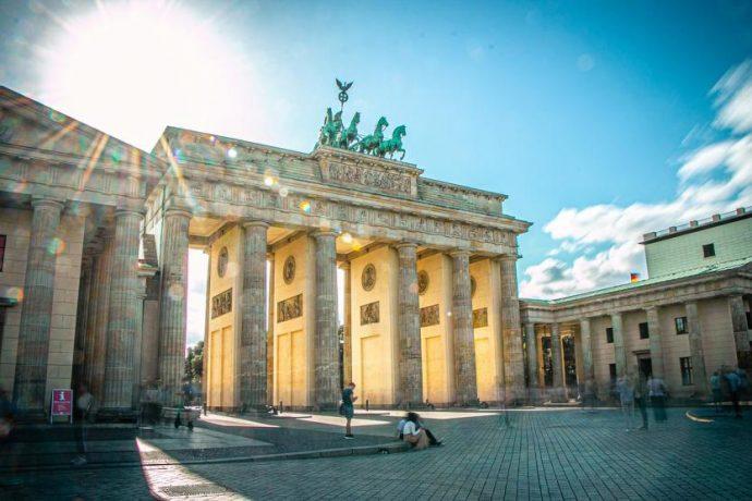Puerta de Brandenburgo Berlín