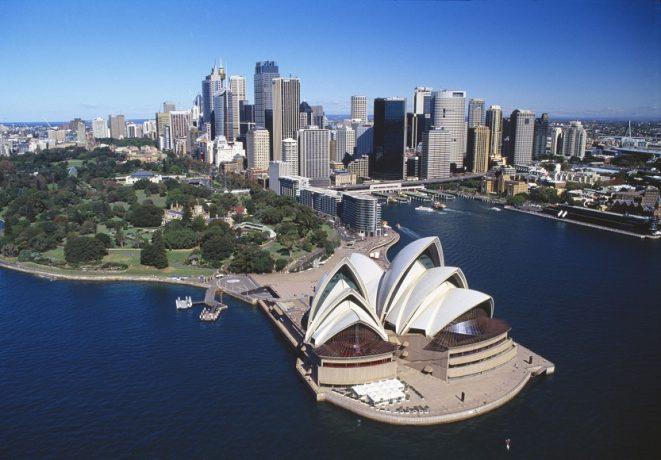 Qué ver en Sidney