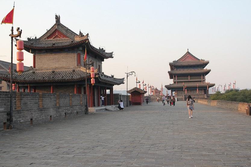 paseo murallas xian