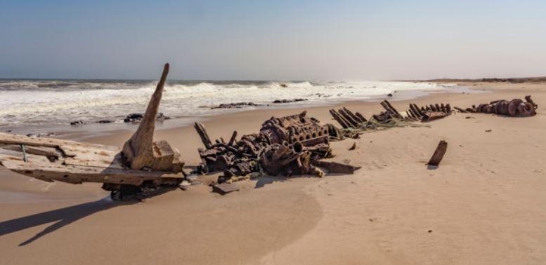 Skeleton Coast Park Namibia