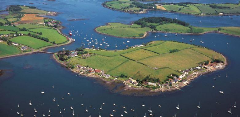 Strangford Irlanda del Norte