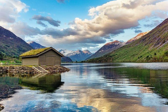 Viaje a Noruega y cambio de divisa
