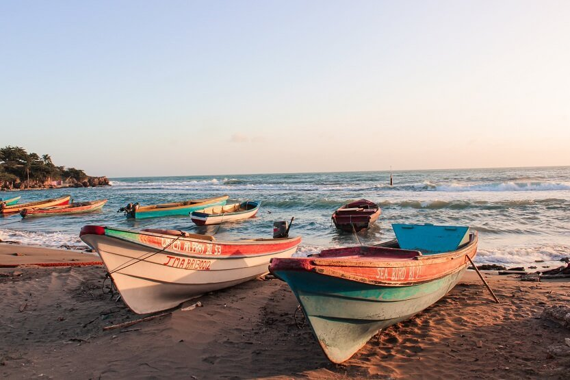 Cumplir el sueño de hacer un viaje a jamaica