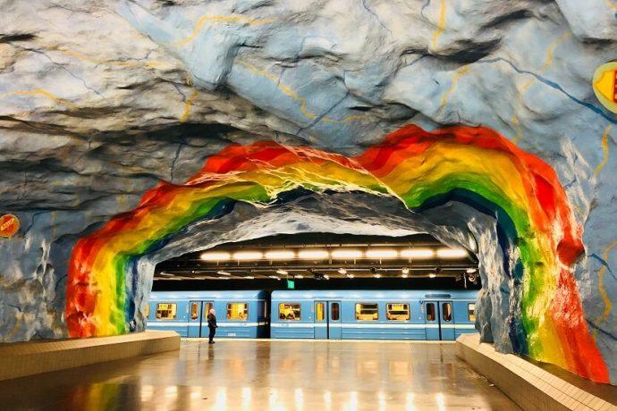 El arte en Suecia